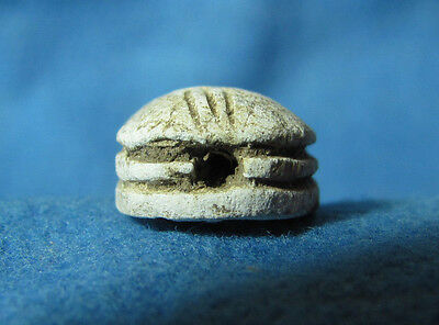 Egypt / Canaanite Scarab Seal Supposedly Late Bronze Age c. 1550-1150BC. 5