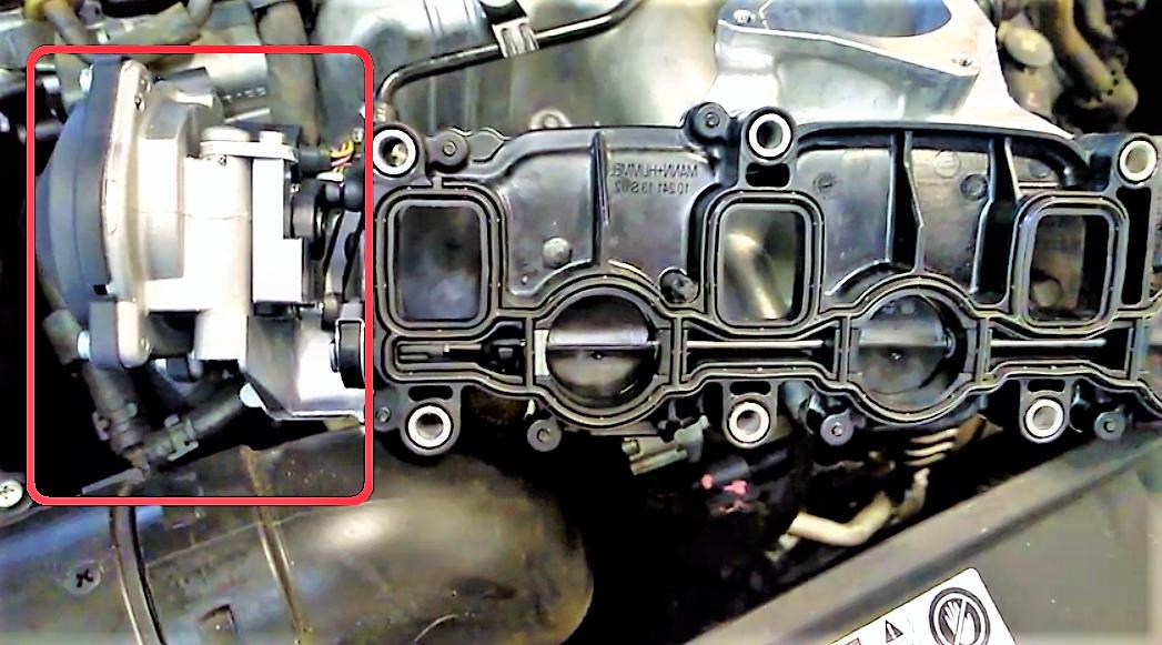 P2015 Fault Intake Manifold Swirl Flap Audi Vw Volkswagen Skoda Seat Fix Repair 2