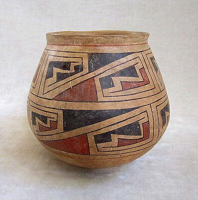 Pre-Columbian CASAS GRANDES POLYCHROME VESSEL, ca. A.D. 1160-1260 2