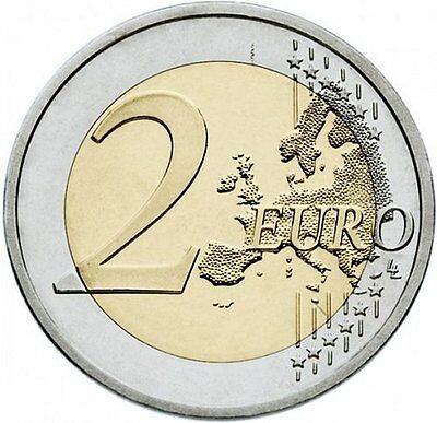 Alhambra in Granada 2011 Spain € 2 Euro Uncirculated Coin UNESCO World Heritage
