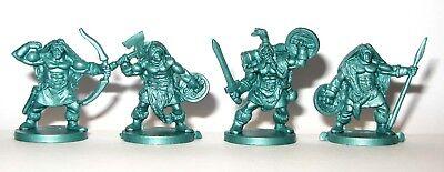 Gladiators set of 32 Tehnolog 20mm plastic soldiers Castlecraft 9th Age Warhamme