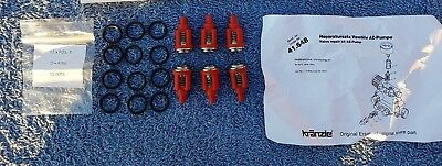 Kranzle Valve Repair Kit 41648 K10/122  Pressure Washer Detailingworld Jetwash 2