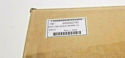 Assy,Fm3 Servo Board Vg-640_01 - 6000002193 2