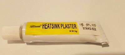 STARS-922 Thermal Grease CPU Heat Sink Plaster Paste compound - US Ship