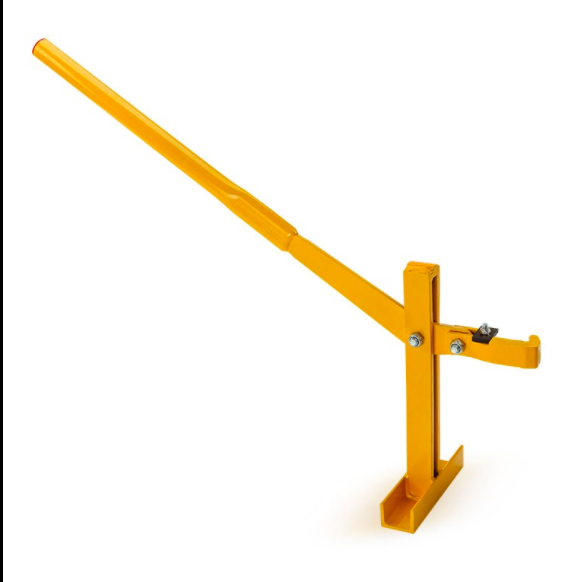 Lifter Puller Fence Post 10cm lift #40 Steel Remover Star Picket Steel Pole Tool 2