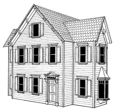 Dollhouse Plans Printables Handmade Furniture Doll Houses Several