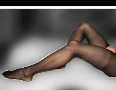 Sexy Men's Crotchless Pantyhose Sheer Bottomless Tights Pants Clubwear Underwear 8