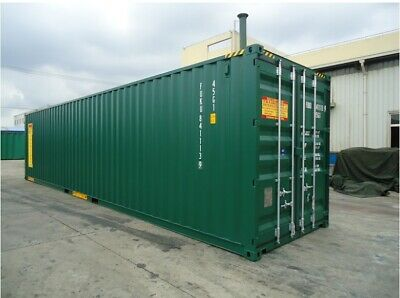New Shipping Container / 40ft One Trip Shipping Container - NY, Newark, NJ 2