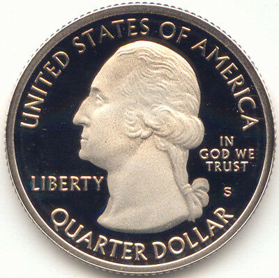 2019-S Proof Clad Quarter ATB War in the Pacific National Historical Park Guam 2