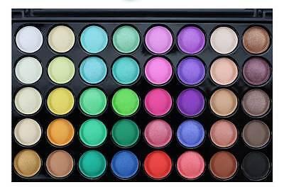 Eyeshadow Palette Makeup 40 Color Cream Eye Shadow Matte Shimmer Set Cosmetic 3