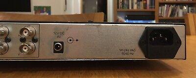 Kramer VP-123 RGBHV 1-in 3-out component / composite video distribution amp 5