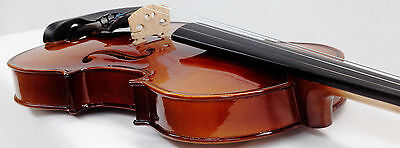 Brillant Student Violin Outfit 1/2 Size Comes with Hard Case, Bow and Rosin