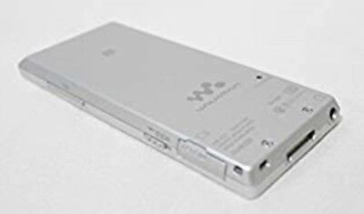 Used SONY Walkman A20 Series 16GB Hi-Res 2015 Silver NW-A25 SM F//S JAPAN