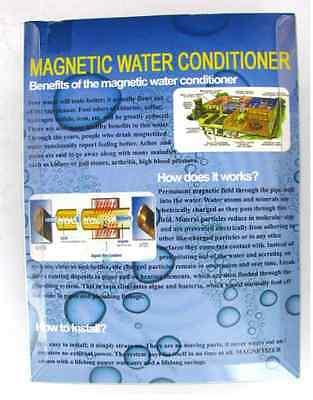 Magnetic Water Conditioner Softner Limescale DescalerXX BRAND NEW 2