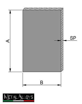 Lamiera Mandorlata Alluminio Spessore 2mm E 3mm In In Diverse
