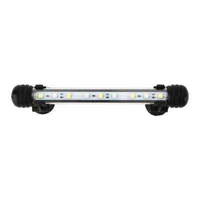 Aquarium Fish Tank 5050 SMD RGB White&Blue Color LED Light Bar Lamp Submersible 11