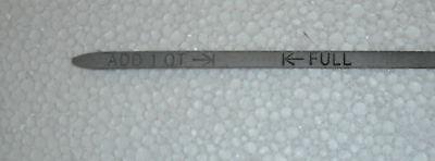 NEW  7//16 dip stick dipstick 1965 Cadillac Engine Oil level indicator