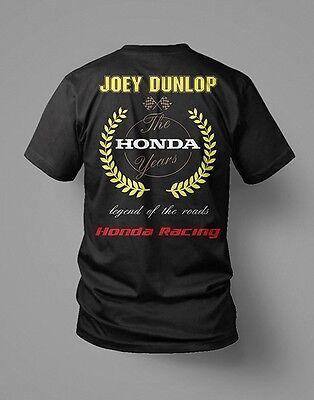 FAG New Official Joey Dunlop T/'Shirt