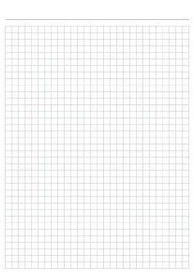 DIN A5 4 x Notizblock Notizblöcke kariert blauverleimt 50 Blatt DIN A5