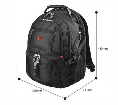 Swiss Gear Waterproof Travel Bag Laptop Backpack Computer Notebook School Bag 7