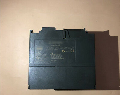 1 PC Siemens 6ES7 314-6CF02-0AB0 PLC Module In Good Condition 2