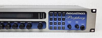Rocktron Prophesy Guitar Tube Preamp Effects Made in USA + Rechnung & Garantie
