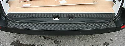 1998-2010 REAR BUMPER PROTECTOR compatible with RENAULT MASTER 2