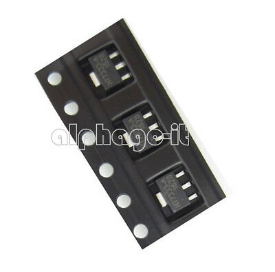 20PCS SOT-89 Low Power Consumption LDO HT7333-A HT7333 Voltage Regulator