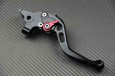 Langen Hebel Bremshebel Kupplungshebel Silber CNC YAMAHA FAZER 600 1997 2001