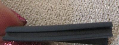 "BLACK RV Marine Camper 5//8/"" Vinyl Insert Trim Mold Flexible Screw Cover 50 Ft."