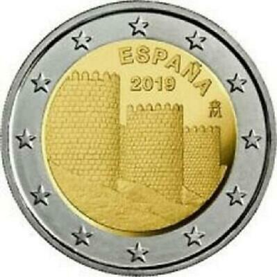 Todas Las Monedas Conmemorativas De 2 Euros De España:  Desde 2005 Hasta 2019. 2