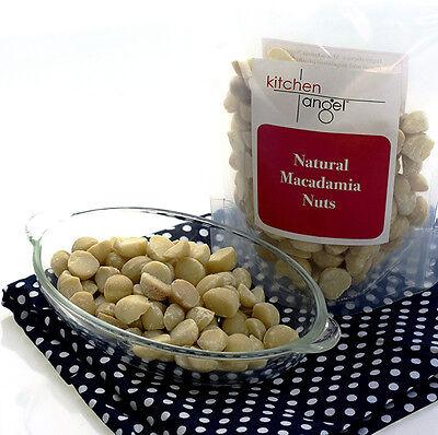 Raw Macadamia Nuts 200g