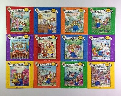Little Critter Childrens Phonics I Can Read Books Early Readers Lot 12 10