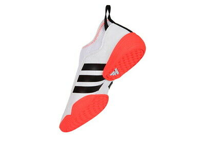 ADIDAS THE CONTESTANT Taekwondo Shoes Orange / White ADI-BRAS16 ...