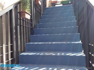 Pittura per pavimenti in cemento cantine scale piastrelle pedonabile coprente