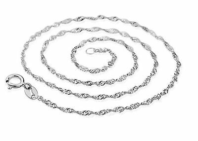 "18"" Chain Sterling Silver Love Cute Cat Disney Kitty Pendant Necklace Gift Box"