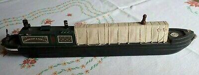 Handmade Narrow Boat Arkwright & Son Ltd Wooden 4