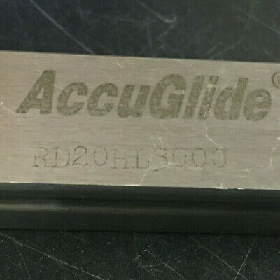 Thomson AccuGlide Linear 18'' RD20HL3000 & Carriage CD20AAAH 3