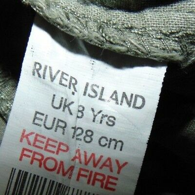 Girls' Age 8 Years, 'Casual Pants/Trousers' by River Island, Very Good Condition 8