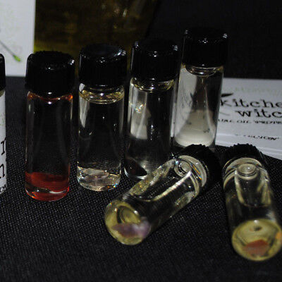 """""""Come To Me"""" Attraction Anointing Oil For Love Money & Good Stuff Galore ORGANIC 3"""