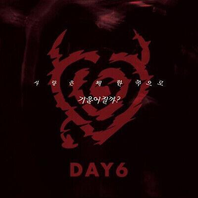 DAY6 BOOK OF US:THE DEMON 6th Mini Album CD+POSTER+Photo Book+Card+etc+Pre-Order 2