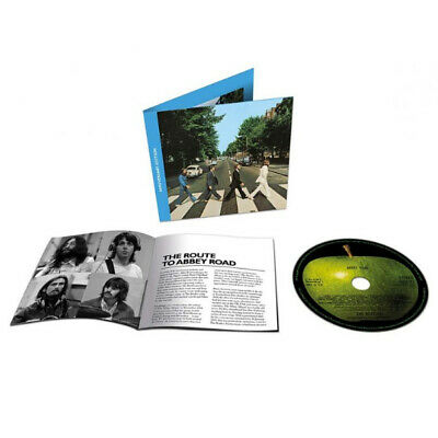 The Beatles Abbey Road, 50th Anniversary (NEW CD) Remaster 2