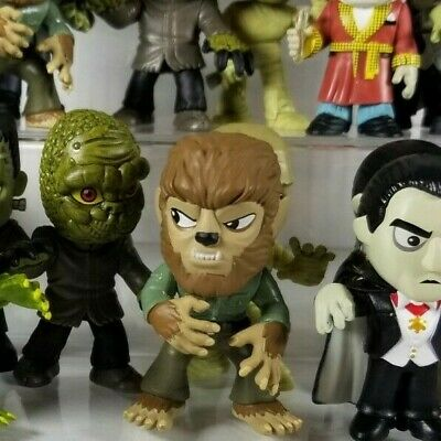 Funko Universal Studios MONSTERS Mystery Minis CHOOSE Halloween CLASSIC HORROR! 9