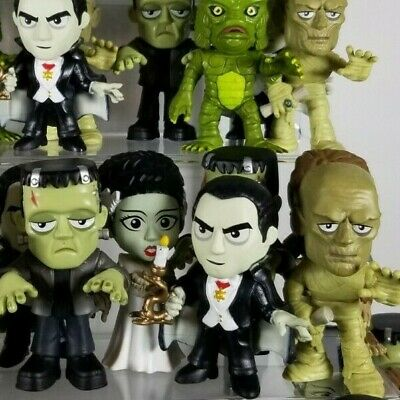 Funko Universal Studios MONSTERS Mystery Minis CHOOSE Halloween CLASSIC HORROR! 7