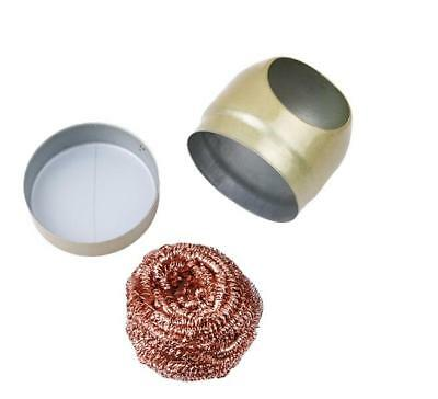 ! Heavy Duty Welding Soldering Solder Iron Tip Cleaner Steel Wire Heat Z 5