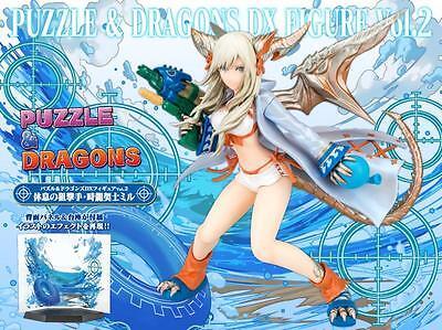 NEW Eikoh Puzzle /& Dragons Sniper at Rest Myr Figure 15cm E72729 US Seller