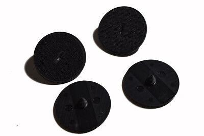 4 Klett Fußmatten PORSCHE CAYMAN 987 Original Qualität Velours Automatten