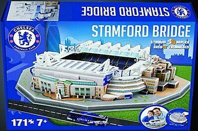 Chelsea Stamford Bridge Stadium 3D Puzzlespiel Puzzles & Geduldspiele Pl
