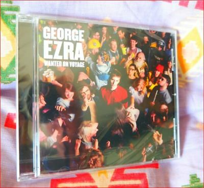 """George Ezra: New Sealed Fast Freepost """"Wanted on Voyage"""" Debut CD Budapest 5"""