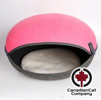 Das Katzennest der Canadian Cat Company - Katzenbett, Katzenhöhle, Katzenkorb 6